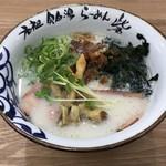 らーめん砦 - 料理写真:砦らーめん  780円(税込)