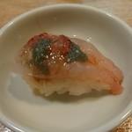 寿司・料理・地酒 はらこ - 甘エビ