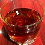 78437669 - 紹興酒 常温 グラス \515