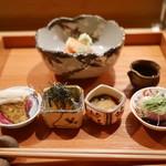 日本料理山崎 - お造里 八寸