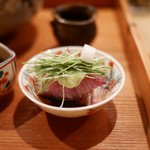 日本料理山崎 - 鰤
