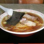 きくのや食堂 - 料理写真:ラーメン 600円