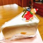 ル・クプル  - 料理写真:レアチーズ