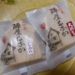 清水屋 - 料理写真:陣屋もなか(172円)