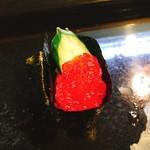 いしはら寿司 - すじこ ¥200