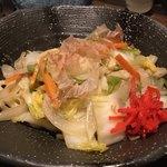 居酒屋 矢三朗 - 出汁の風味豊かな焼うどん