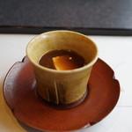 行楽庵 - 料理写真:沖島産の蜆汁(2017/12)