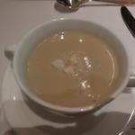 SATSUKI - マッシュルームのクリームスープです。