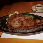 SATSUKI - 熊本県産の国産牛のサーロインステーキ・その1です。