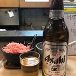 春駒 支店 - 瓶ビール