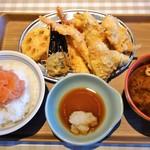 78445967 - 味わい定食(+豚天)