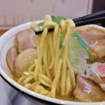 ラーメン 奏 - 麺リフト