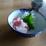 魚勝 - 鯉の刺身