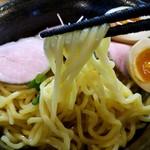 78446666 - 白湯つけ麺 味噌ver(限定)