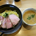 78446714 - 白湯つけ麺 味噌ver(限定)