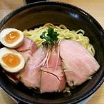 78446748 - 白湯つけ麺 味噌ver(限定)