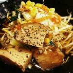 景勝軒高崎総本店 - 料理写真:クリスマス肉塊ふじ麺