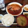 カフェ ふくや - 料理写真:きんめ煮つけ定食¥1300-