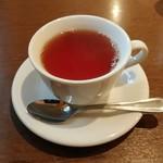 ラ ヴァカンツァ - 紅茶です