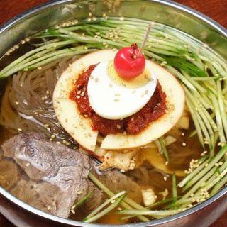 中華十傑に選ばれた千里香の冷麺!!
