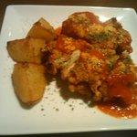 Pollo - ランチのお肉料理
