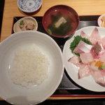 博多 魚頂天 - 豪華海鮮丼