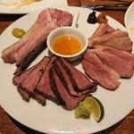 78450521 - 肉盛り合わせ 欲張り3種