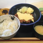 開花屋 - 料理写真:鶏南蛮定食