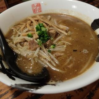 麺屋久兵衛  - 料理写真:11~3月限定の味噌らーめん