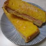 むぎの音 - 料理写真:フレンチトースト 216円