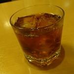 福満園 - 紹興酒のロック