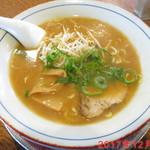 いっちゃんラーメン - 料理写真:とんこつラーメン \648