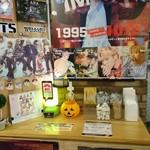 カイサルカフェ - 韓流スターでいっぱいの店内(^^)
