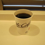 マクドナルド - 「プレミアムローストコーヒー」です。