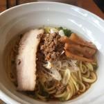 麺家 喜多楽 - 四川麻辣油そば