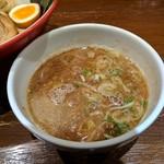 78456392 - 【2017/12】つけ麺のつけ汁