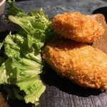 北の味紀行と地酒 北海道 藤沢駅前店 - 花畑牧場ラクレットチーズ入りコロッケ