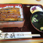 川しまうなぎ店 - 料理写真: