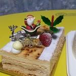 釧路レカン - 料理写真:ミルフィーユ