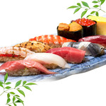 つきぢ神楽寿司 - お勧め握り