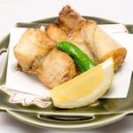 つきぢ神楽寿司 - ふぐ唐揚げ