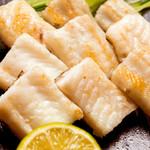 つきぢ神楽寿司 - 穴子白焼き