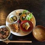 菜食ごはん 休日ダイヤ - 料理写真: