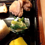 志る幸 - ぬた和え、鶏の旨煮