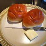 78459246 - ライスorパンで、パンを選択
