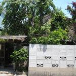 パッパライライ - 民家にしか見えない外観