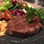 どんとこ - 素敵なステーキ…って言いたくなる(⌒-⌒; )