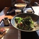 そば太鼓亭  - 料理写真:黒酢あん揚げ鶏そば