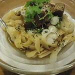 チャ~ボン多福楼 - 汁なし坦坦麺