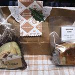 Un Peu - イベントのお菓子